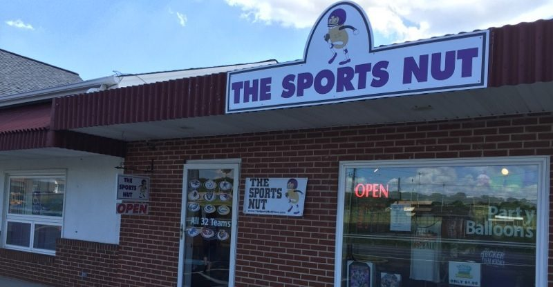 The Sports Nut of Sykesville and Online Emporium